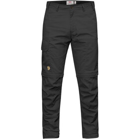 Fjällräven Karl Pro Zip-Off Hose Herren dark grey